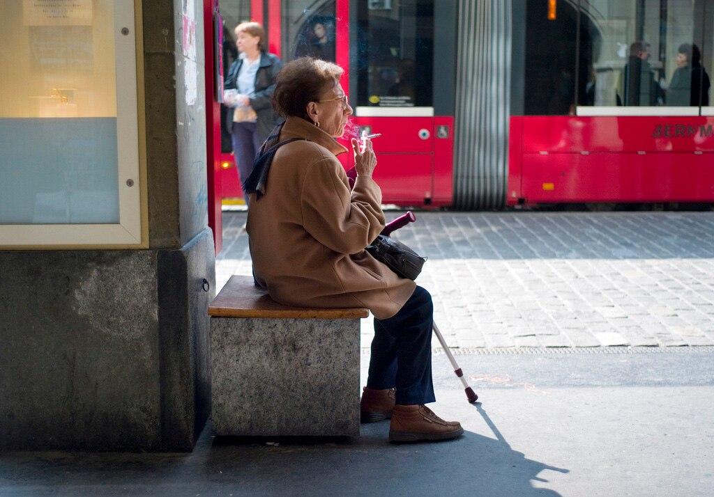 Le citt di fronte alla sfida d una societ che invecchia - Le finestre di fronte ...