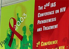 Roche released the latest findings on its new Aids treatment in Paris