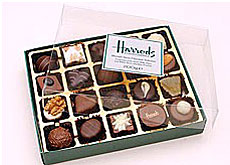 Gysi chocolate roulette