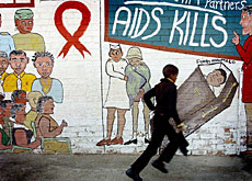 The Swiss African Forum wants to raise awareness about the stigma of Aids