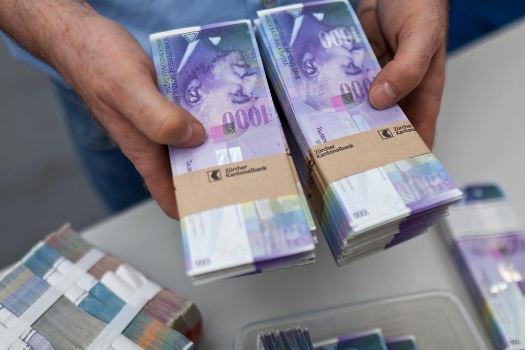 0d2f6b682025 Храните ваши денежки… во франках! - SWI swissinfo.ch