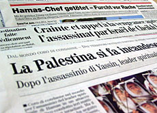The Swiss media gets good marks for its reporting on the Middle East