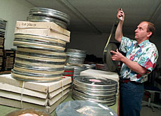 The Swiss film archives are at risk