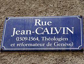 Calvin's influence spread well beyond Geneva