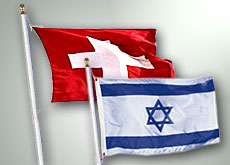 Relations between Israel and Switzerland are being put to the test