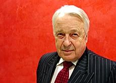 Die Schweiz verliert in Bezug auf die EU an Bedeutung, ist Franz Blankart überzeugt. - sriimg20040429-4902968-0-data