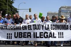 Berlin Says Nein to Uber!