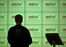 debitel had become only a financial investment for Swisscom