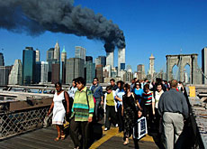 More than 2,700 people died in the attacks on the Manhattan landmark