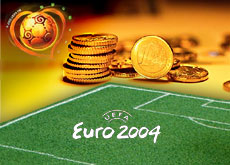 Whatever the results on the field, the tournament is a financial victory for Uefa