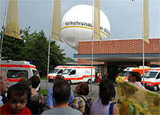 A group of 23 Indian tourists was in the balloon at the time of the accident