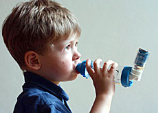 Scientists hope asthmatics will one day be able to throw away their inhalers