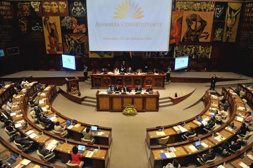 Resultado de imagen para congreso de ecuador