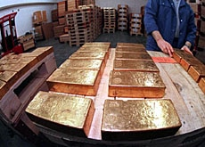 Distributing the proceeds from the sale of the country's excess gold reserves is proving difficult