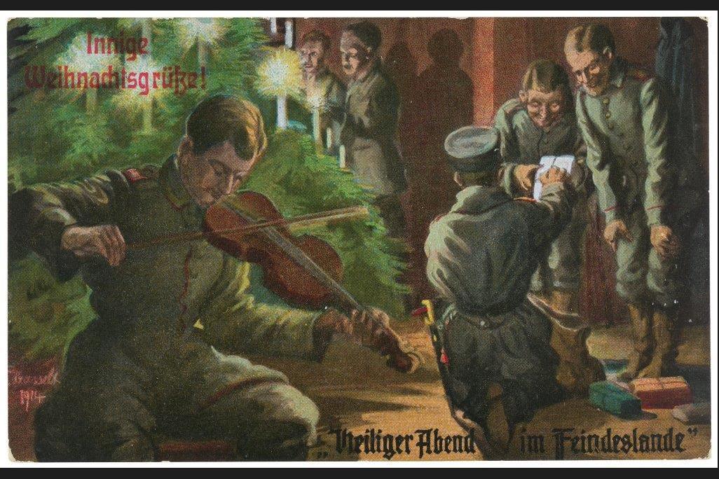 traurige weihnachten 1914 1916 swi. Black Bedroom Furniture Sets. Home Design Ideas