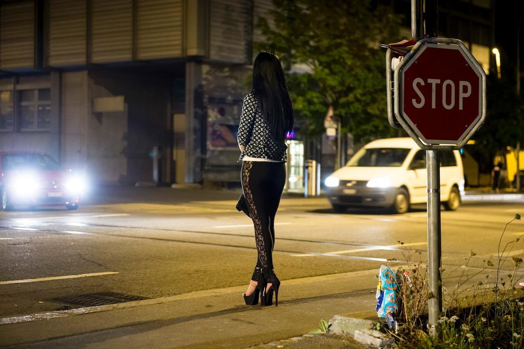 Woman Lausanne