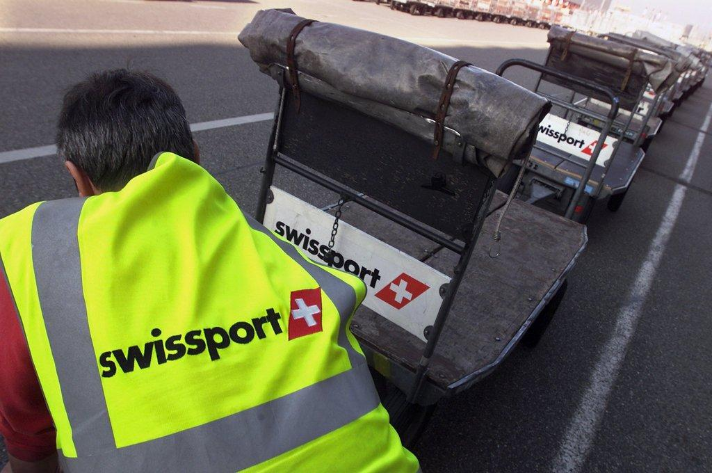 Swissport sold to Chinese group - SWI swissinfo ch