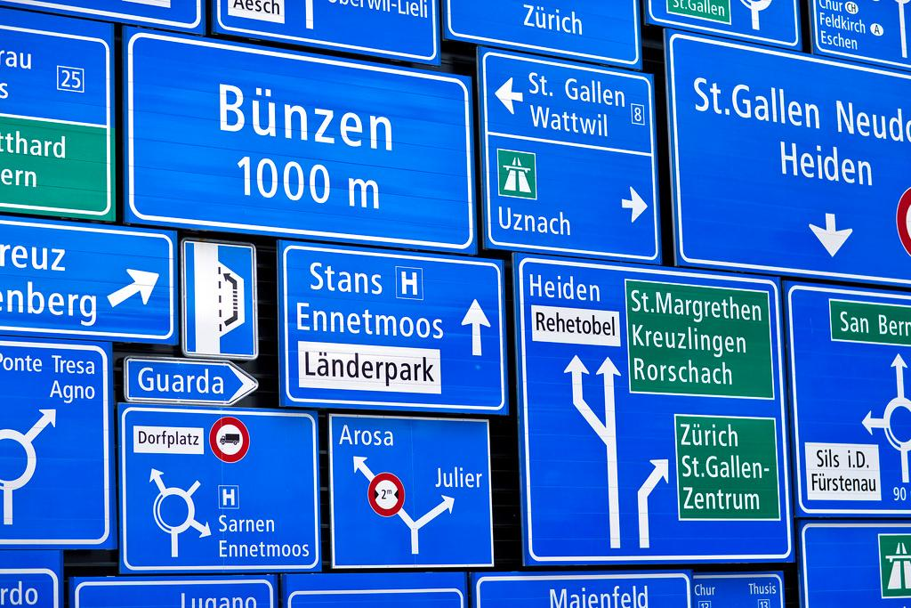 Switzerland: still a font of creativity - SWI swissinfo ch
