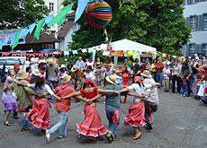 208a9af40c4 Todo ano a Ciga Brasil organiza uma festa junina (divulgação)