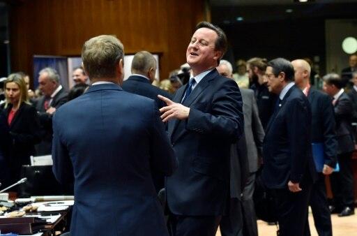 Cameron destaca avances en su plan de reforma de una ue for Presidente del consejo europeo