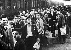 Italians Emigrants Ellis Island