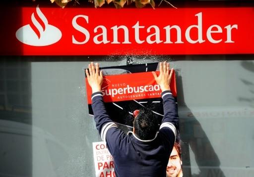 El banco santander prev cerrar el 13 de sus sucursales for Sucursales banco de espana madrid