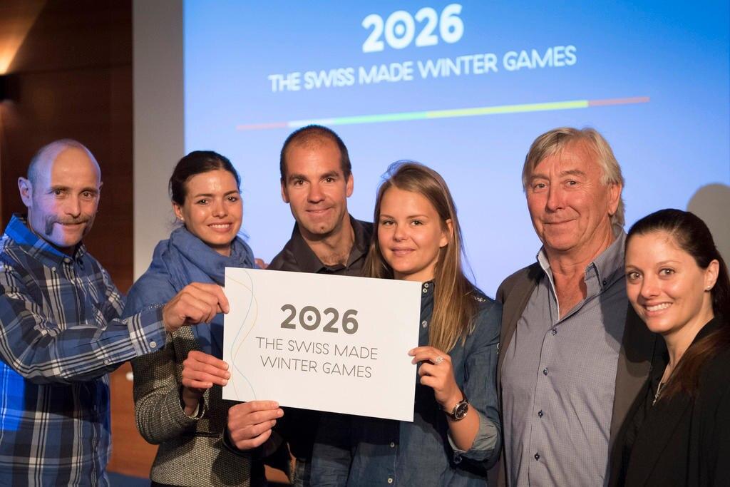 Juegos Olimpicos De Invierno 2026 Candidatura Suiza Swi Swissinfo Ch