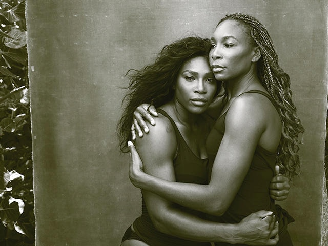 Serena and Venus Williams, Palm Beach, Florida, 2016