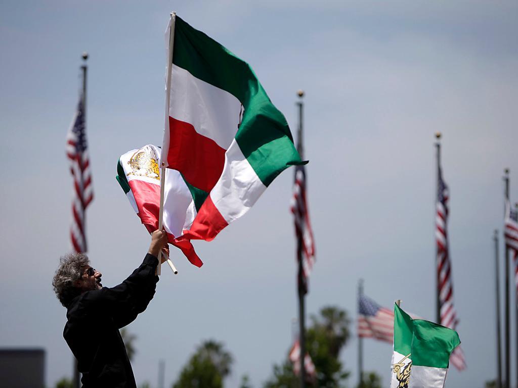 """""""Niemand im Iran will einen offenen Krieg mit den USA"""""""