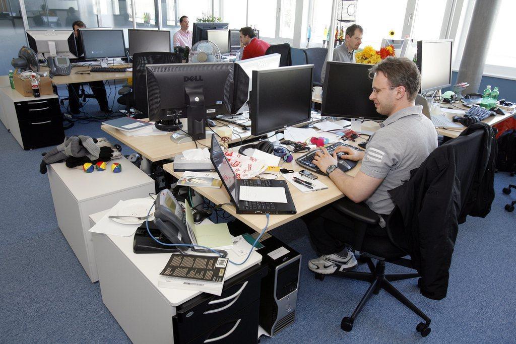 Зарплата верстальщика в швейцарии