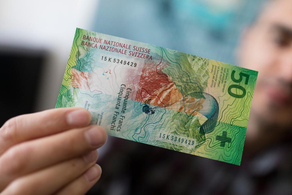 Швейцарские 50 франков - банкнота года! - SWI swissinfo.ch 48421948e31
