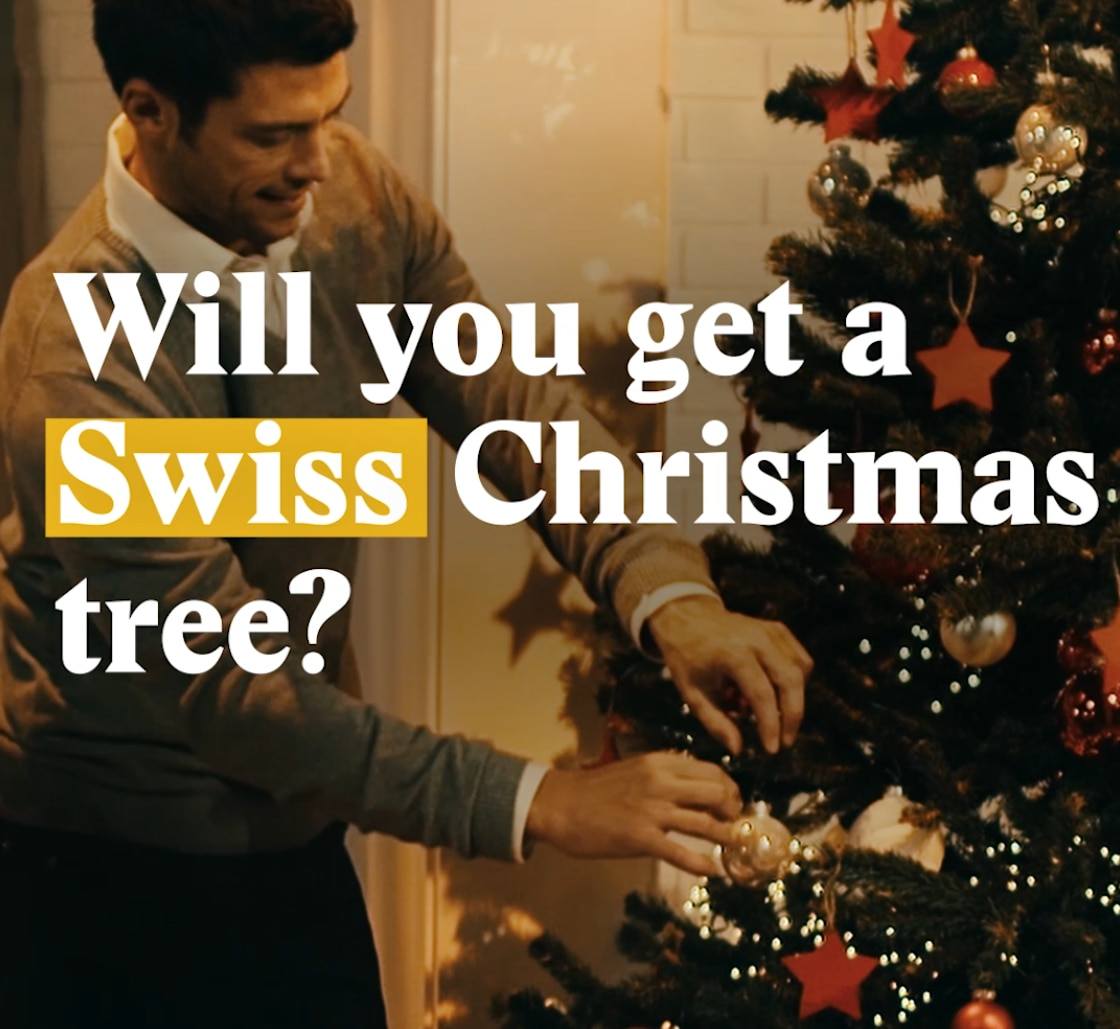 Where Does Your Christmas Tree Come From Swi