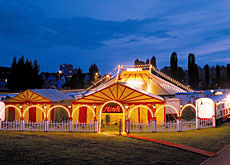Smaller circuses could be squeezed out of the market in Switzerland (Circus Monti)