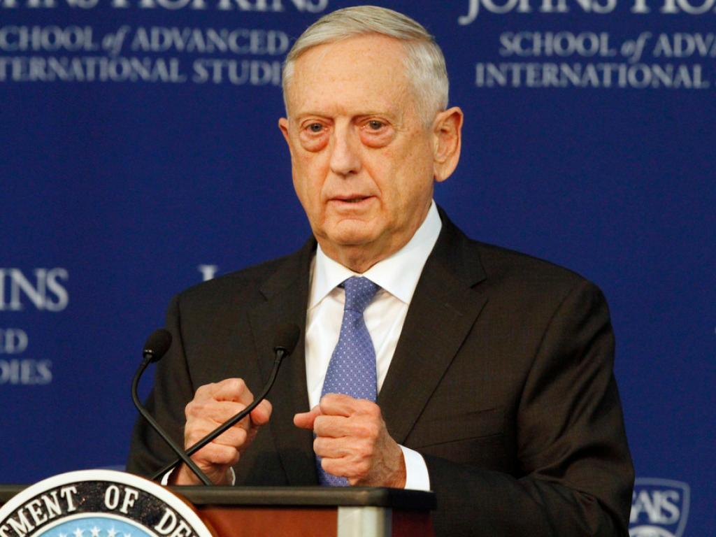 USA wollen ihre militärische Vormachtstellung sichern