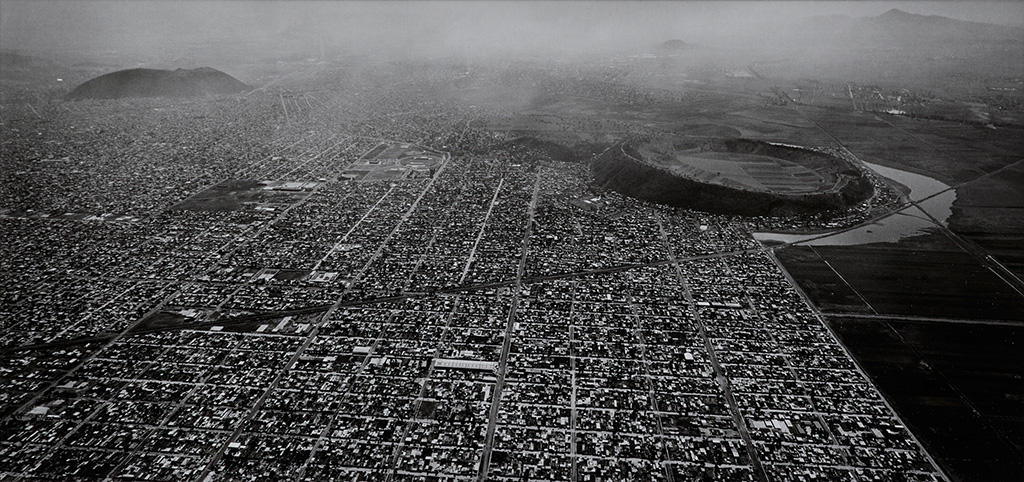 Balthasar Burkhard, Mexico City, 1999