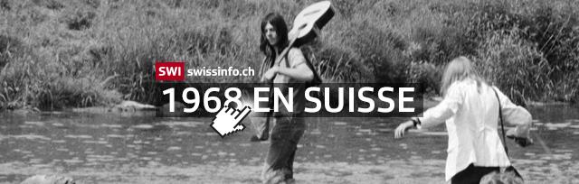 1968 en Suisse
