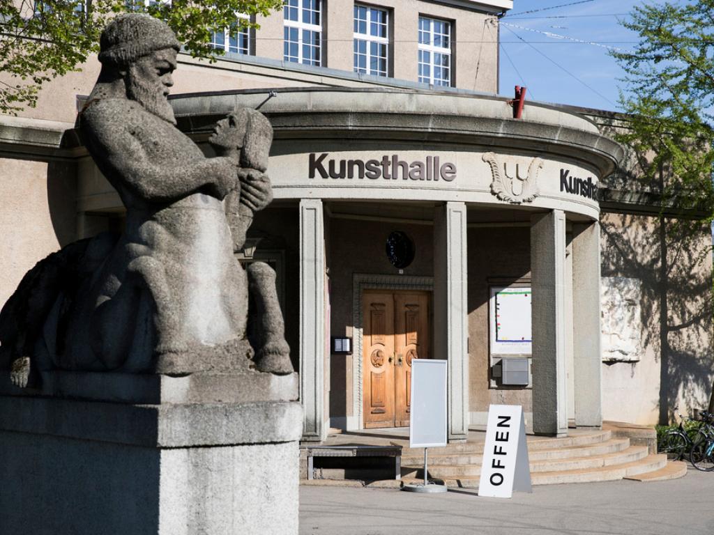 Kunsthalle Bern 100 Jahre Gegenwart Swi Swissinfo Ch