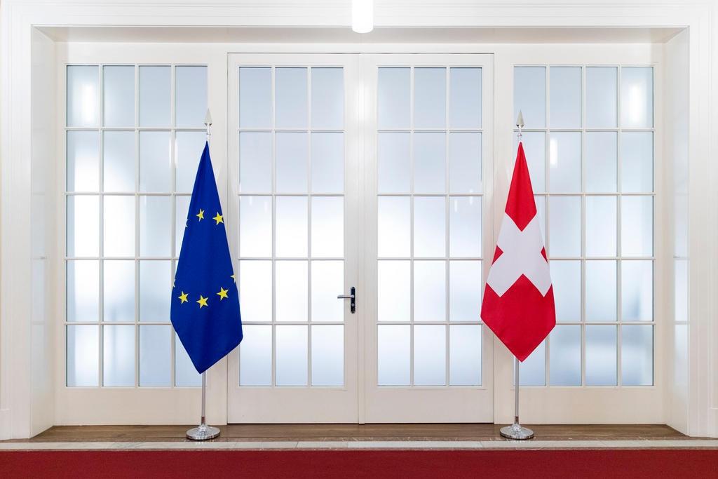 50 50 Chance Of Swiss Eu Framework Deal Before End Of Year Swi