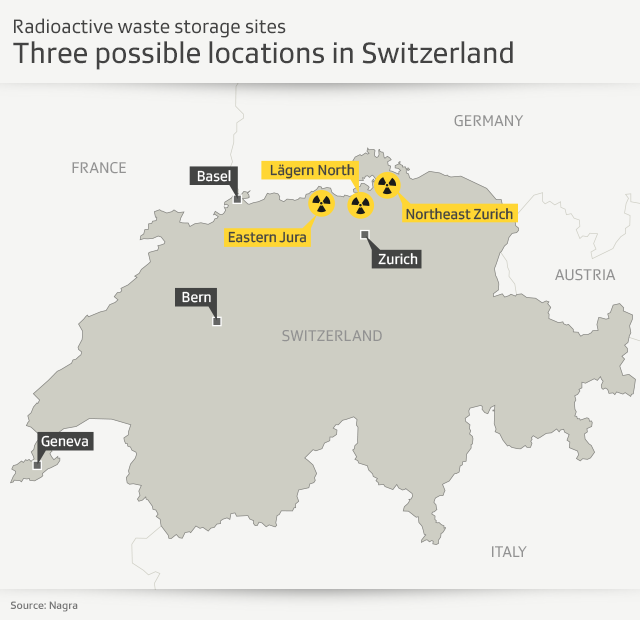 Radioactive waste: Japan learns from Switzerland's mistakes - SWI