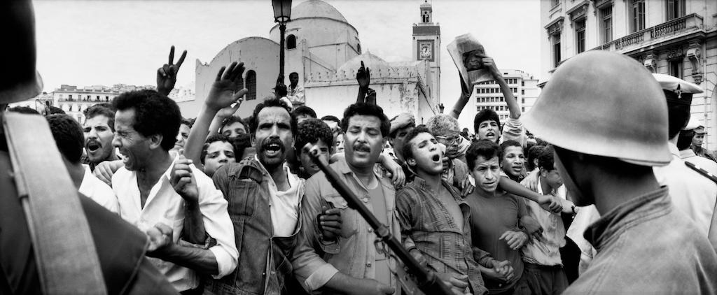 Von Graffenried und sein Algerien-Projekt