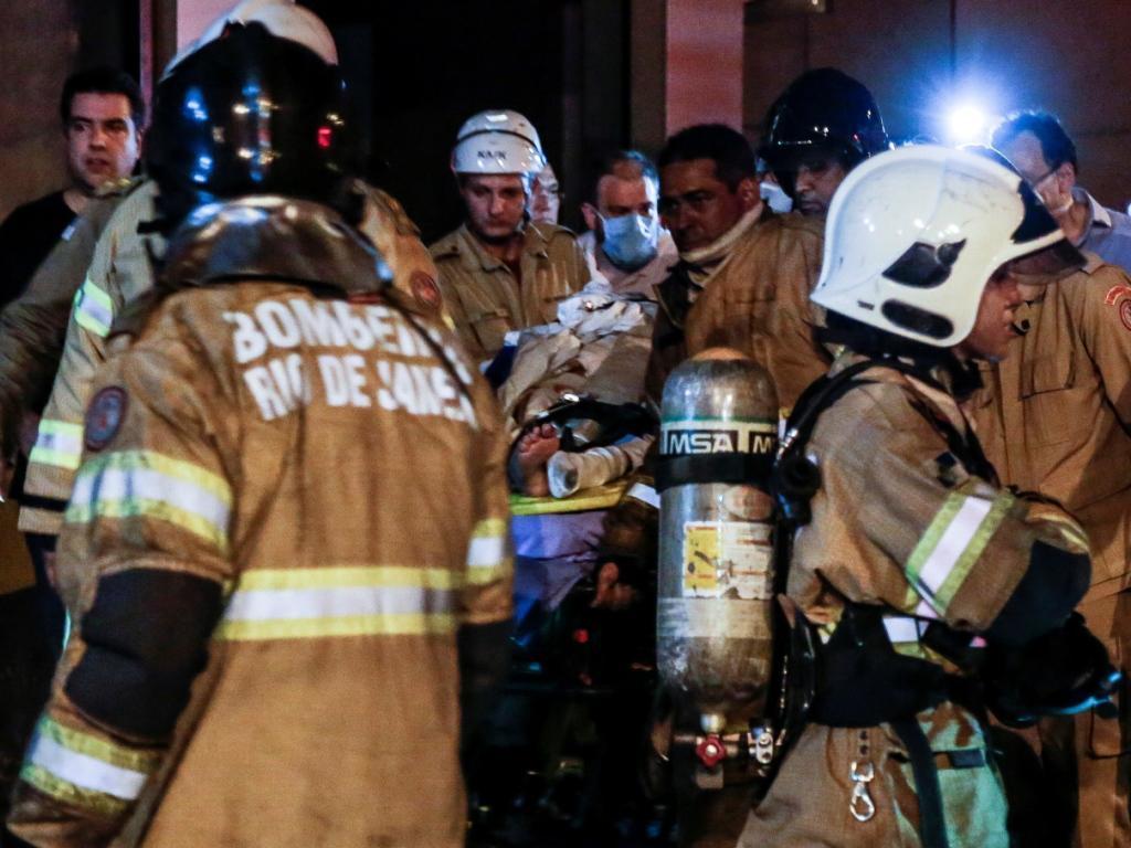 Zehn Tote bei Brand in brasilianischem Spital - SWI swissinfo.ch