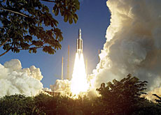 The ESA has clocked up 30 years since it blasted off in 1975