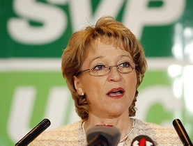 Zurich parliamentarian Rita Fuhrer came out as the top choice among the poll's People's Party nominees