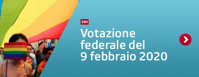 Votazione federale del 9 febbraio 2020