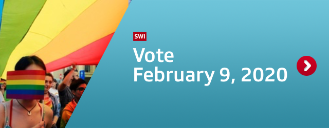 Vote February 9, 2020