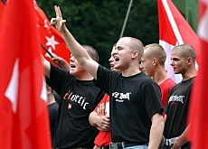 There are an estimated 1,000 rightwing extremists in Switzerland