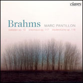 Brahms (CD Claves)