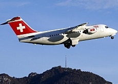 The Swiss regional fleet will probably fly under a new banner with only Avro-RJ jets