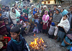 Hundreds of thousands need help in both Pakistan and India, with winter fast approaching
