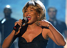 Tina Turner lives on the shores of Lake Zurich